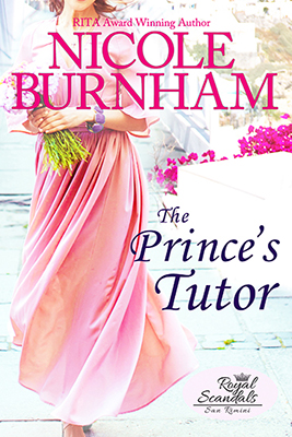 Nicole Burnham: The Prince's Tutor