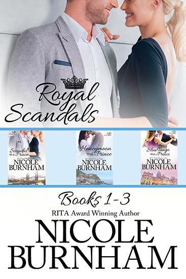 Royal Scandals Box Set (1-3)