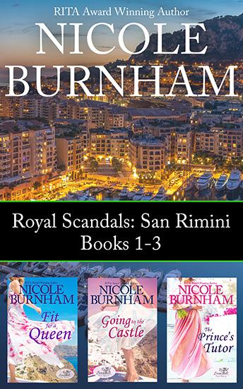San Rimini Box Set 1-3