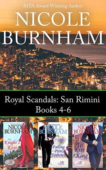 San Rimini Box Set 4-6